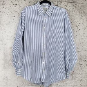 BURBERRY Vintage Poplin Dress Shirt